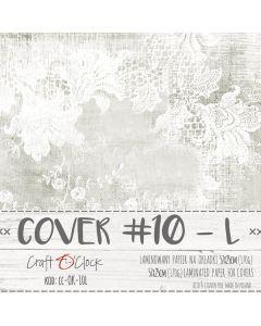 Papir za platnice - COVER 10 L