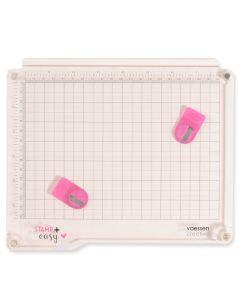 Pripomoček za odtiskovanje štampiljk Stamp Easy+ - Vaessen Creative - 22x16,6cm