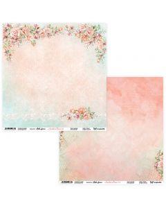 Dvostranski papir - Amidst the Flowers 03/04 - 30,5x30,5cm - 250g