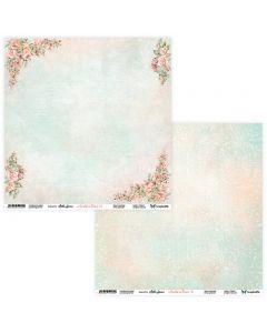 Dvostranski papir - Amidst the Flowers 09/10 - 30,5x30,5cm - 250g