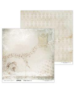 Dvostranski papir - Beautiful Moments 01 - 30,5x30,5cm - 250g - Lexi Design
