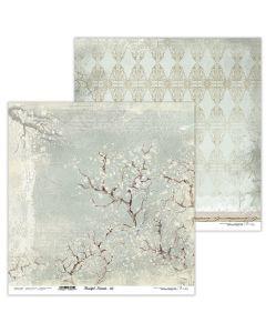 Dvostranski papir - Beautiful Moments 02 - 30,5x30,5cm - 250g - Lexi Design
