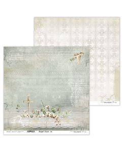 Dvostranski papir - Beautiful Moments 04 - 30,5x30,5cm - 250g - Lexi Design