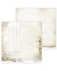 Dvostranski papir - Beautiful Moments 11 - 30,5x30,5cm - 250g - Lexi Design