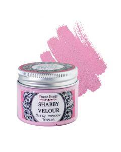 Akrilna barva - Shabby velour - Berry mousse - 50ml