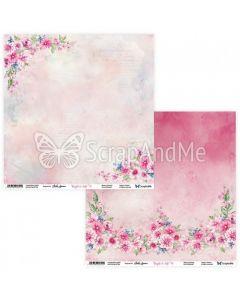 Dvostranski papir - Bright & Soft 05/06 - 30,5x30,5cm - 250g