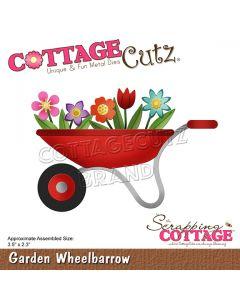 Rezalna šablona CottageCutz Garden Wheelbarrow