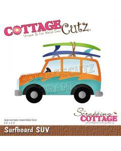 Rezalna šablona CottageCutz Surfboard SUV