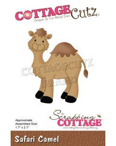 Rezalna šablona CottageCutz Safari Camel