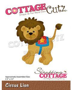 Rezalna šablona CottageCutz Circus Lion