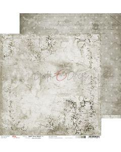 Dvostranski papir - LIGHT GRAY MOOD 06 - 30,5 x 30,5 cm - 250g