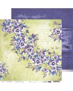 Dvostranski papir - CREATIVE REVERIE 02 - 30,5 x 30,5 cm - 250g