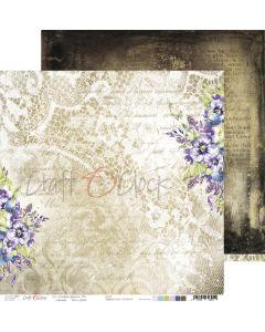 Dvostranski papir - CREATIVE REVERIE 04 - 30,5 x 30,5 cm - 250g
