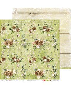 Dvostranski papir - CHRISTMAS TIME 05 - 30,5 x 30,5 cm - 250g