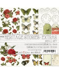 Set papirjev za rezanje - HERITAGE STORIES