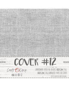 Papir za platnice - COVER 12 - laminiran - 60 x 24,2 cm - 170g