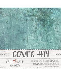 Papir za platnice - COVER 14 - laminiran - 60 x 24,2 cm - 170g