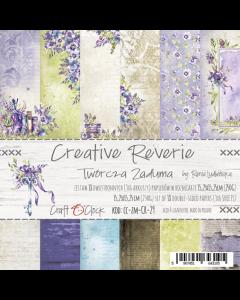 Set papirjev - CREATIVE REVERIE 15,25 x 15,25 cm