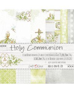 Set papirjev - HOLY COMMUNION 15,25 x 15,25 cm