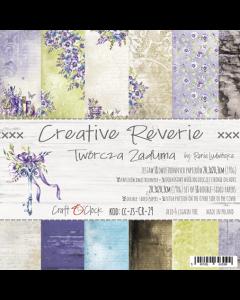 Set papirjev - CREATIVE REVERIE 20,3 x 20,3 cm