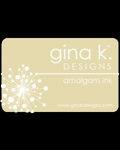Barvna blazinica - INK PAD AMALGAM - SKELETON LEAVES - Gina K Designs