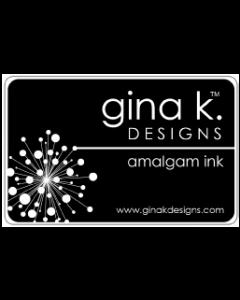 Barvna blazinica - INK PAD AMALGAM - OBSIDIAN - Gina K Designs