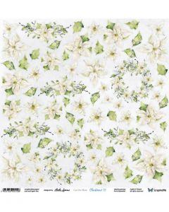 Enostranski papir - Christmas 1 - 30,5x30,5cm - 250g