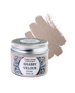 Akrilna barva - Shabby velour - Cocoa - 50ml