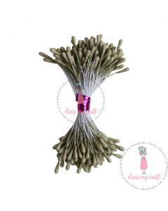 Pestiči - Pastel - Old Olive - 100kos - Dress my Craft