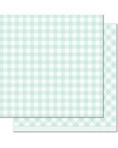 Dvostranski papir - Elsie - 30,5x30,5cm -200g - Lawn Fawn
