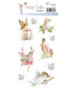 Nalepke - Fairy Tales 1 - Lexi Design