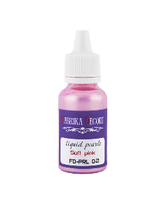 Liquid pearls - Light pink - 40 ml