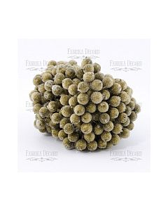 Dekorativne jagode - Gold - 12mm - 10 kos