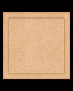 MDF osnova - kvadratna - 30x30cm