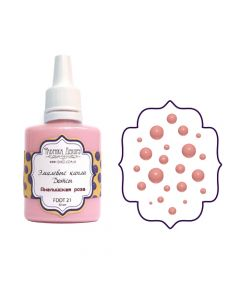 Liquid enamel dots - English rose - 30 ml