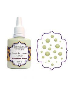 Liquid enamel dots - Vintage green - 30 ml