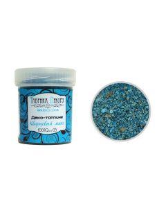 Dekorativni kremenčev pesek - mix Blue - 1-3,5mm - 65g