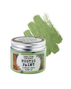 Rustic paint - Iceland moss - 50ml