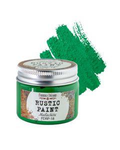 Rustic paint - Malachite - 50ml
