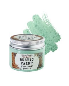 Rustic paint - Green mold - 50ml