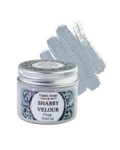 Akrilna barva - Shabby velour - Gray - 50ml
