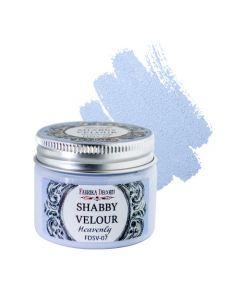 Akrilna barva - Shabby velour - Hevenly - 50ml