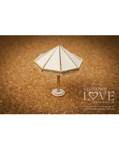 Laserski izrez - 3D senčnik - Laserowe Love
