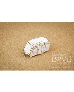 Laserski izrez - 3D prikolica - Laserowe Love