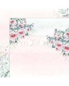 Dvostranski papir - Blush 02 - 30x30cm - 250g