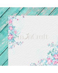 Obojestranski papir - Silence 01 - 30,5x30,5cm - 250g - LemonCraft