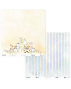 Dvostranski papir - Little Cuties 05/06 - 30,5x30,5cm - 250g