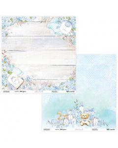 Dvostranski papir - Little Cuties 09/10 - 30,5x30,5cm - 250g