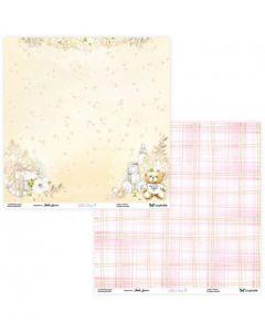 Dvostranski papir - Little Cuties 11/12 - 30,5x30,5cm - 250g