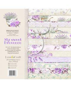 Set papirjev - My sweet Provence 30 x 30 cm